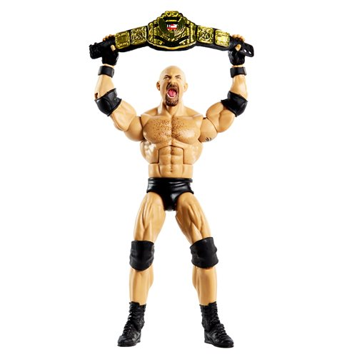 "WWE Goldberg and Bret ""Hitman"" Hart Elite Collection 2-Pack"