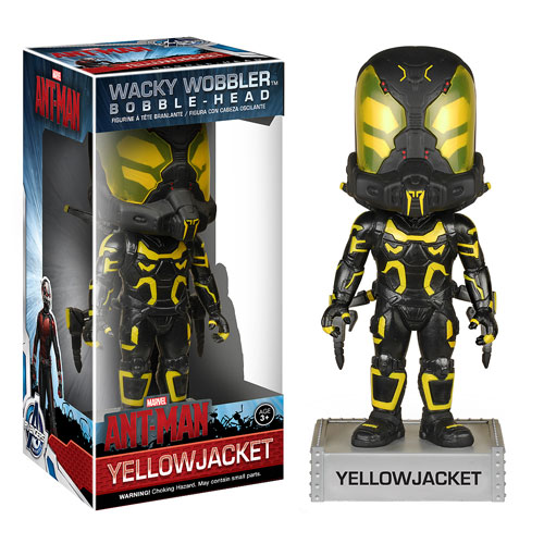 Ant-Man Yellowjacket Bobble Head