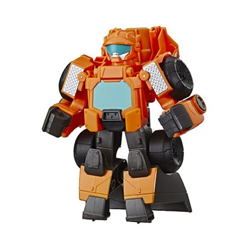 Transformers Robot Heroes Academy Featured Wave 2