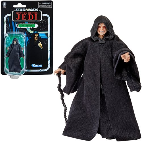 Star Wars Vintage Collection The Emperor Actiion Figure