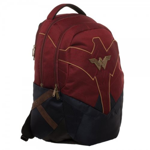 12f60dd507 Wonder Woman Backpack - Entertainment Earth