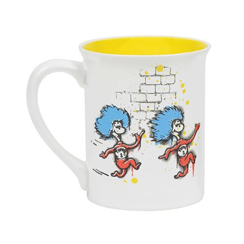 Dr. Seuss You're off to Great Places 16 oz. Mug