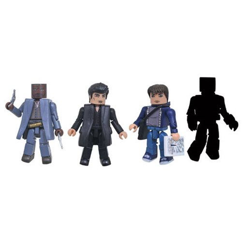 Dark Tower Minimates 4-Pack Box Set