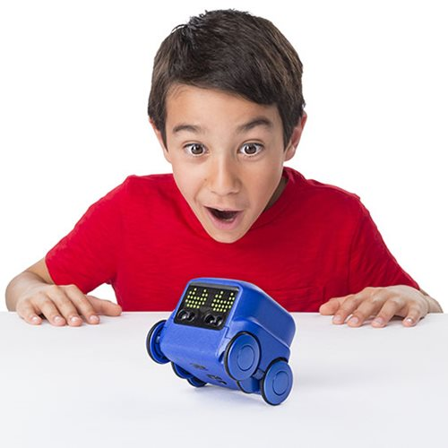 Boxer Interactive Blue A.I. Robot Toy