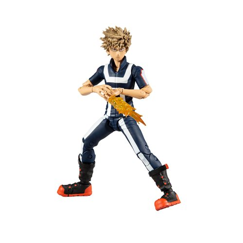 My Hero Academia Series 3 Bakugo 2 7-Inch Action Figure