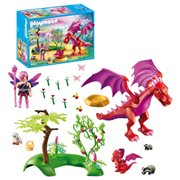 Playmobil 9134 Friendly Dragon with Baby