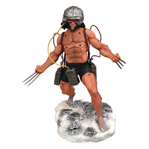 Marvel Gallery Comic Weapon X Statue
