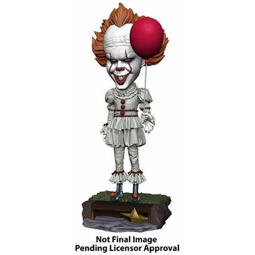 IT Pennywise 2017 Head Knocker Bobble Head