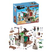 Playmobil 9243 How to Train Your Dragon Berk Playset
