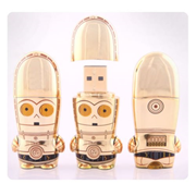 Star Wars C-3PO Mimobot USB Flash Drive