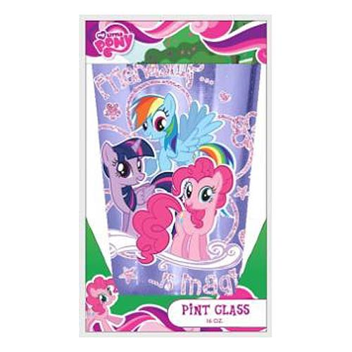 My Little Pony: Friendship is Magic Group 16 oz. Pint Glass