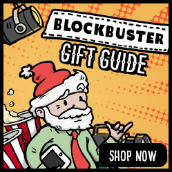 Blockbuster Gift Guide 2019