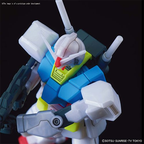 Gundam Build Divers #25 GBN-Base Gundam HGBD Model Kit