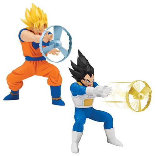 Dragon Ball Super Final Attack Action Figure Set