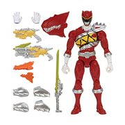 Power Rangers Dino Charge Red Ranger Action Figure, Not Mint