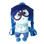 Inside Out Sadness Plush Backpack