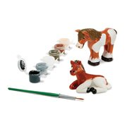Melissa & Doug Created by Me! Horse Figurines Craft Kit