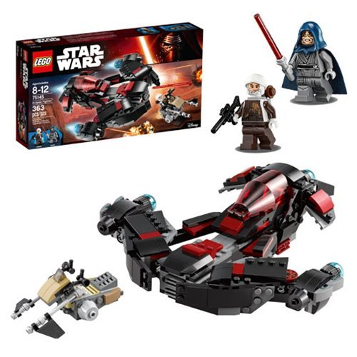 LEGO Star Wars 75145 Eclipse Fighter