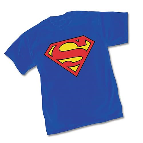 Superman Symbol T-Shirt