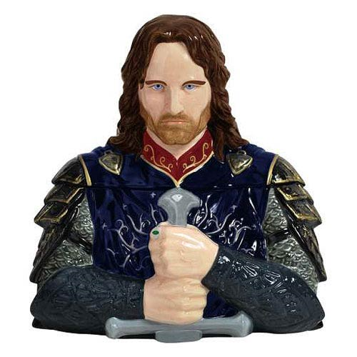 Lord of the Rings Aragorn Cookie Jar