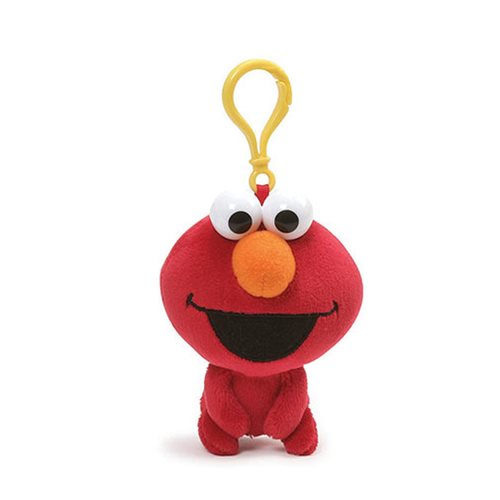 Sesame Street Elmo 5-Inch Backpack Clip Key Chain