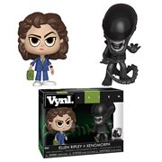 Alien 40th Xenomorph and Ripley with Tracker Vynl. Figure 2-Pack