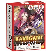 Kamigami Warriors of the Dawn Deck Building Game Expansion Pack