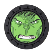 Hulk Marvel Auto Coasters 2-Pack