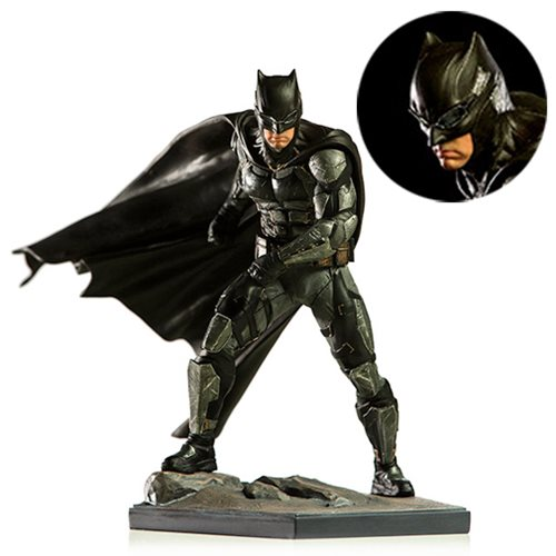 Justice League Movie Batman 1:10 Scale Statue