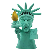 Doctor Who Titans Statue of Liberty Weeping Angel 8-Inch Vinyl Figure