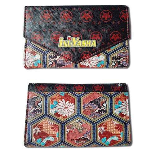 InuYasha InuYasha and Kagome Envelope Wallet