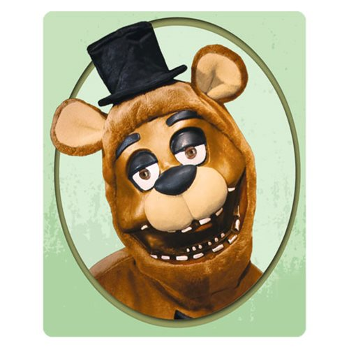 Five Nights at Freddy's Freddy 3/4 Adult Mask