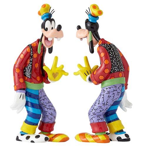 Disney Goofy Statue By Romero Britto