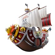 One Piece Thousand Sunny Chogokin Vehicle
