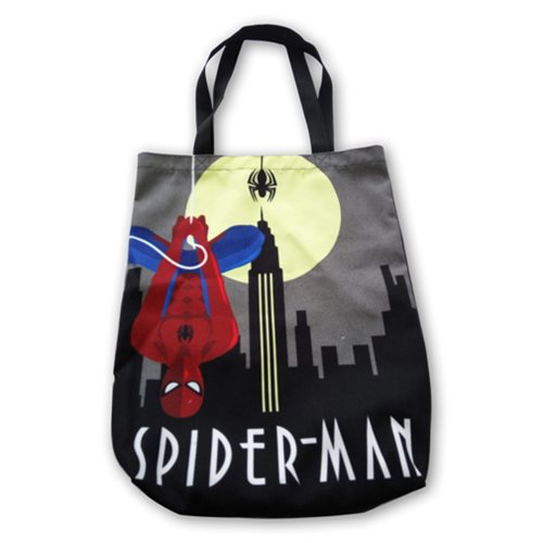 Marvel Comics Spider-Man Deco Shopper Tote Bag