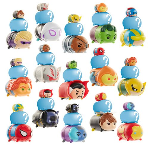 Marvel Tsum Tsum 3-Pack Mini-Figures Wave 2 Case