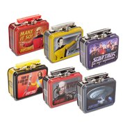 Star Trek: TNG Mini Tin Tote Lunchbox POP Set