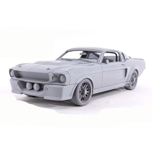 "Gone in Sixty Seconds (2000) 1967 Ford Mustang ""Eleanor"" Bespoke Collection 1:12 Scale Resin Model Vehicle"