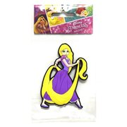 Tangled Rapunzel Soft Touch PVC Magnet
