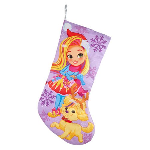 Sunny Day 19-Inch Printed Stocking