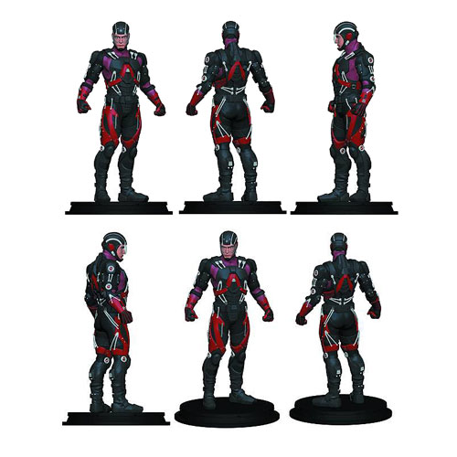 Arrow TV Series Atom Statue - Previews Exclusive