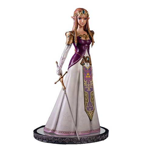 The Legend of Zelda: Twilight Princess Zelda 1:4 Scale Statue