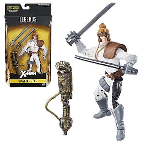 X-Men Marvel Legends 6-Inch Shatterstar Action Figure
