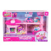 Cutie Car Shopkins Drive Thru Diner Playset