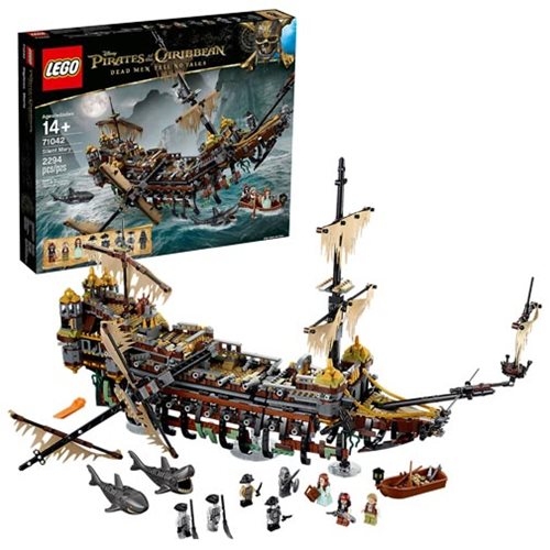 LEGO Pirates of the Caribbean: Dead Men Tell No Tales 71042 Silent Mary