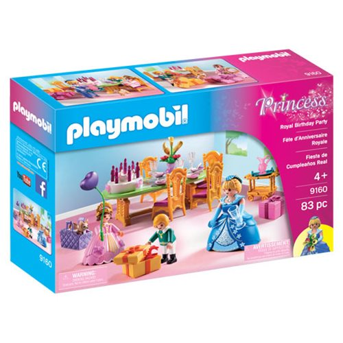 Playmobil 9160 Royal Birthday Party