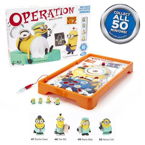 Despicable Me 2 Operation Game