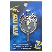 Star Trek Mirror Sword Insignia Pin