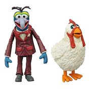 The Muppets Select Gonzo and Camilla Figures, Not Mint