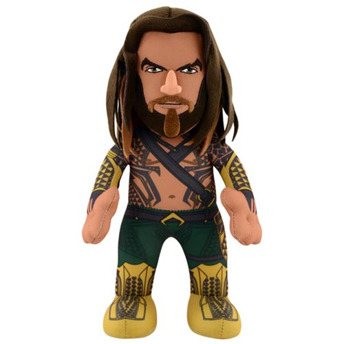 Batman v Superman: Dawn of Justice Aquaman 10-Inch Plush Figure